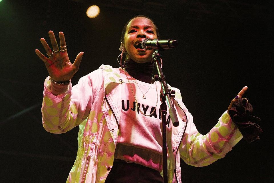 Lauryn Hill Announces Six-Show Acoustic Tour