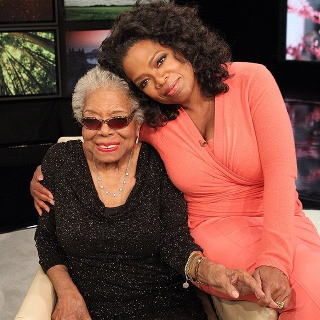 Here's Why Oprah Couldn't Fund the Maya Angelou Documentary