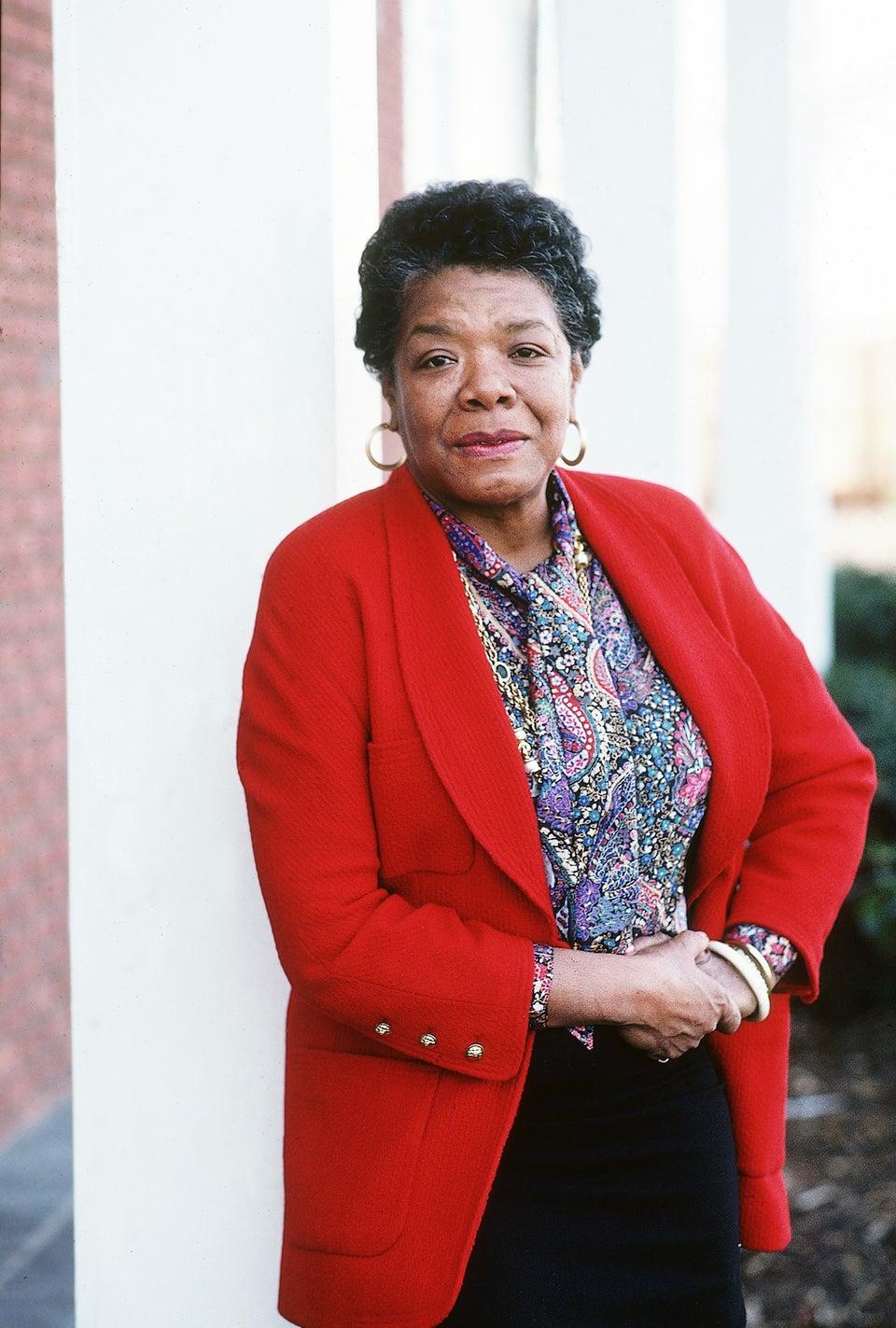 Quincy Jones Releases Statement on Maya Angelou's Passing