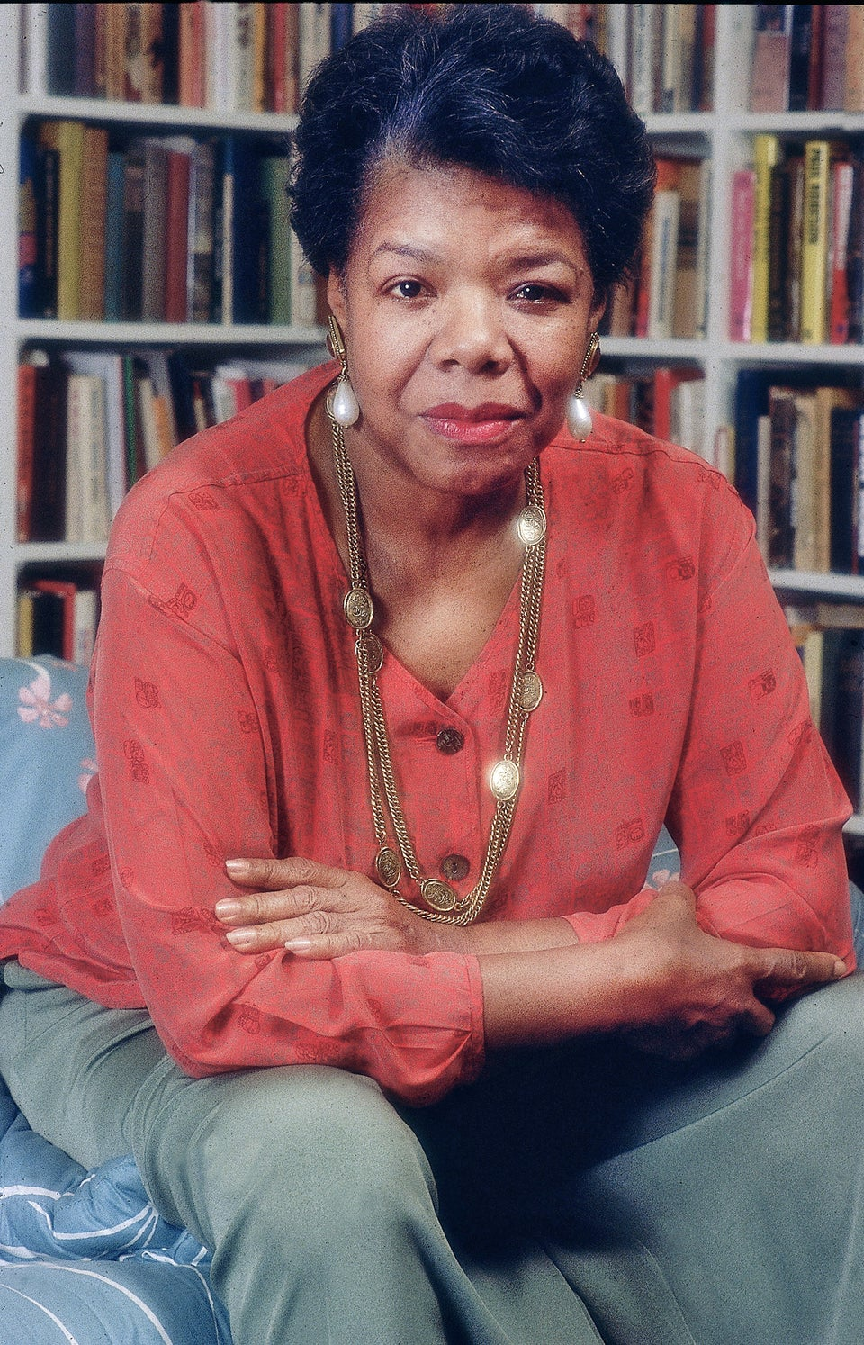 Share Your Thoughts and Memories of Dr. Maya Angelou