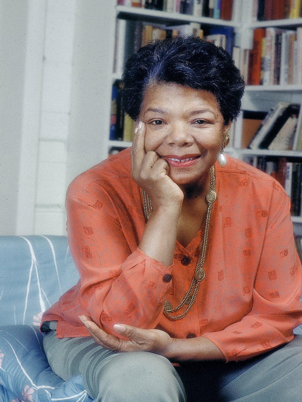 Coffee Talk: Maya Angelou's Estate Releases Posthumous Album of Her Poetry