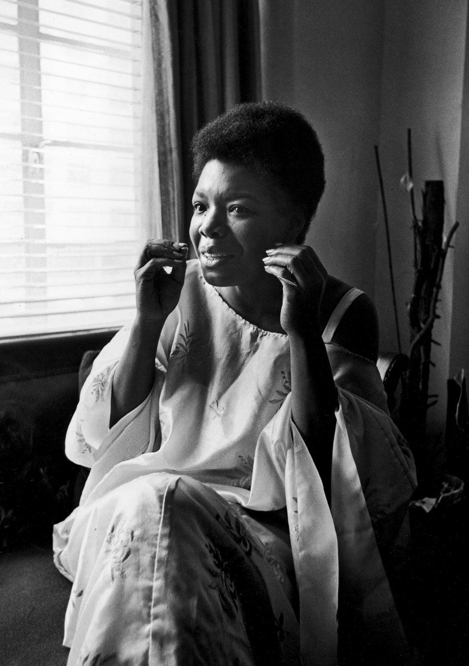 Beloved Author and Poet Dr. Maya Angelou Dies at 86
