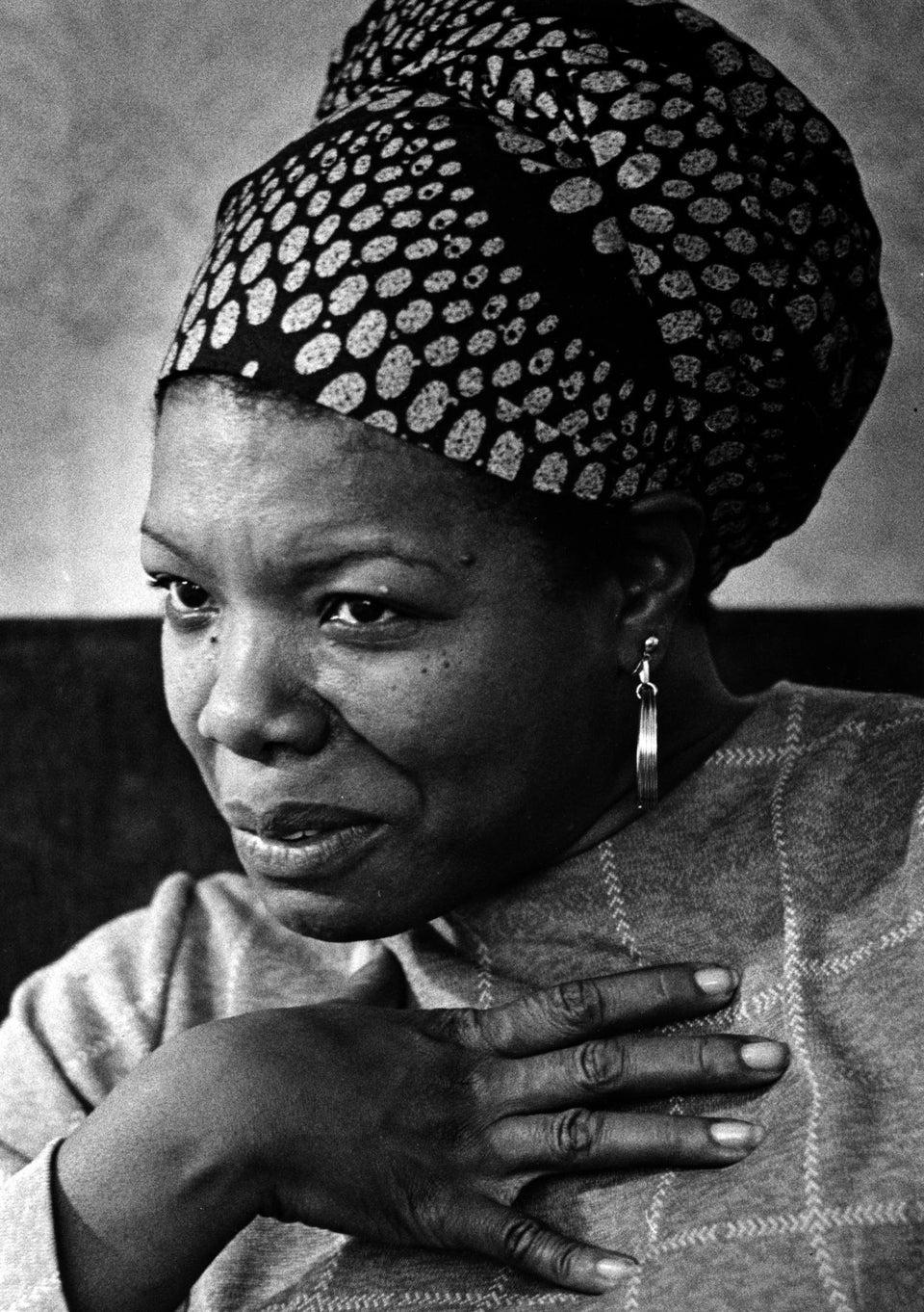 Luminaries Salute Maya Angelou with Memories and Stories