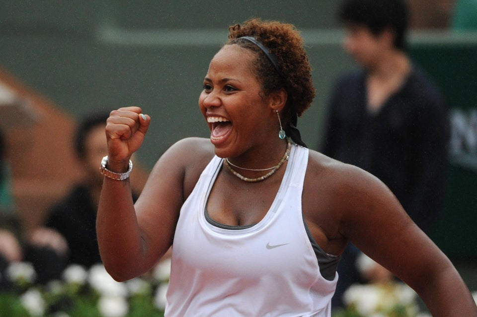 Chicago Teen Taylor Townsend Has Impressive Run At French Open