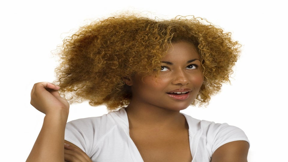 Found in Transition: Chime Edwards on Coloring Your Hair While Transitioning
