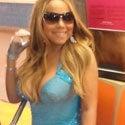 Photo Fab: Mariah Carey Rides the Subway in New York City