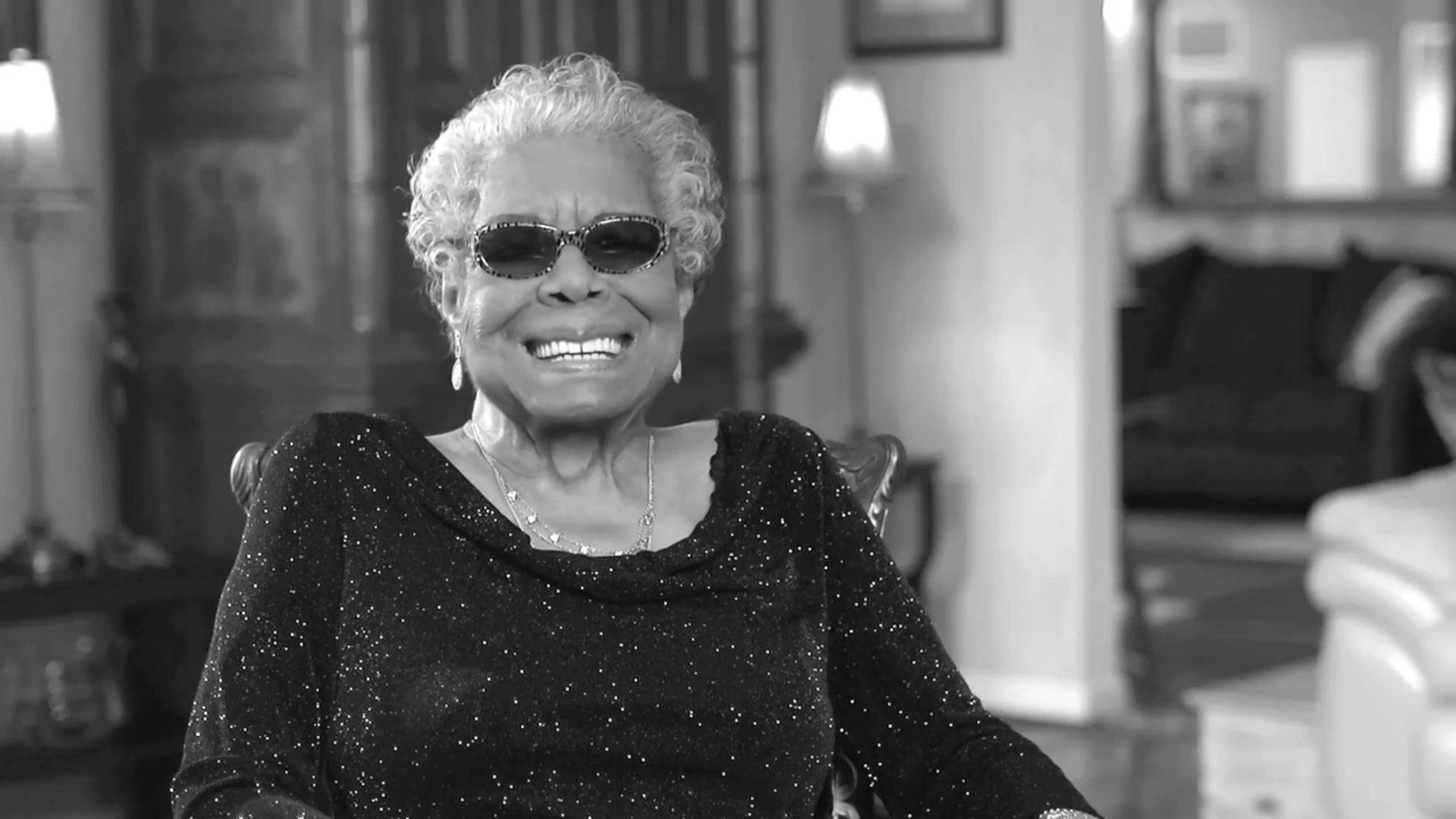 VIDEO: Maya Angelou, Heart of a Champion
