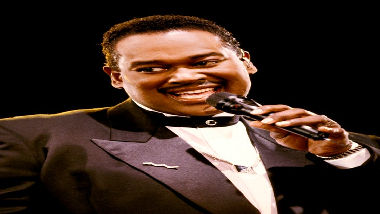 Luther Vandross to Receive Star on Hollywood Walk of Fame