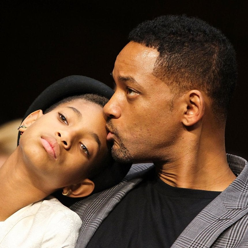 Will Smith Sends Heartfelt Birthday Message to Willow Smith