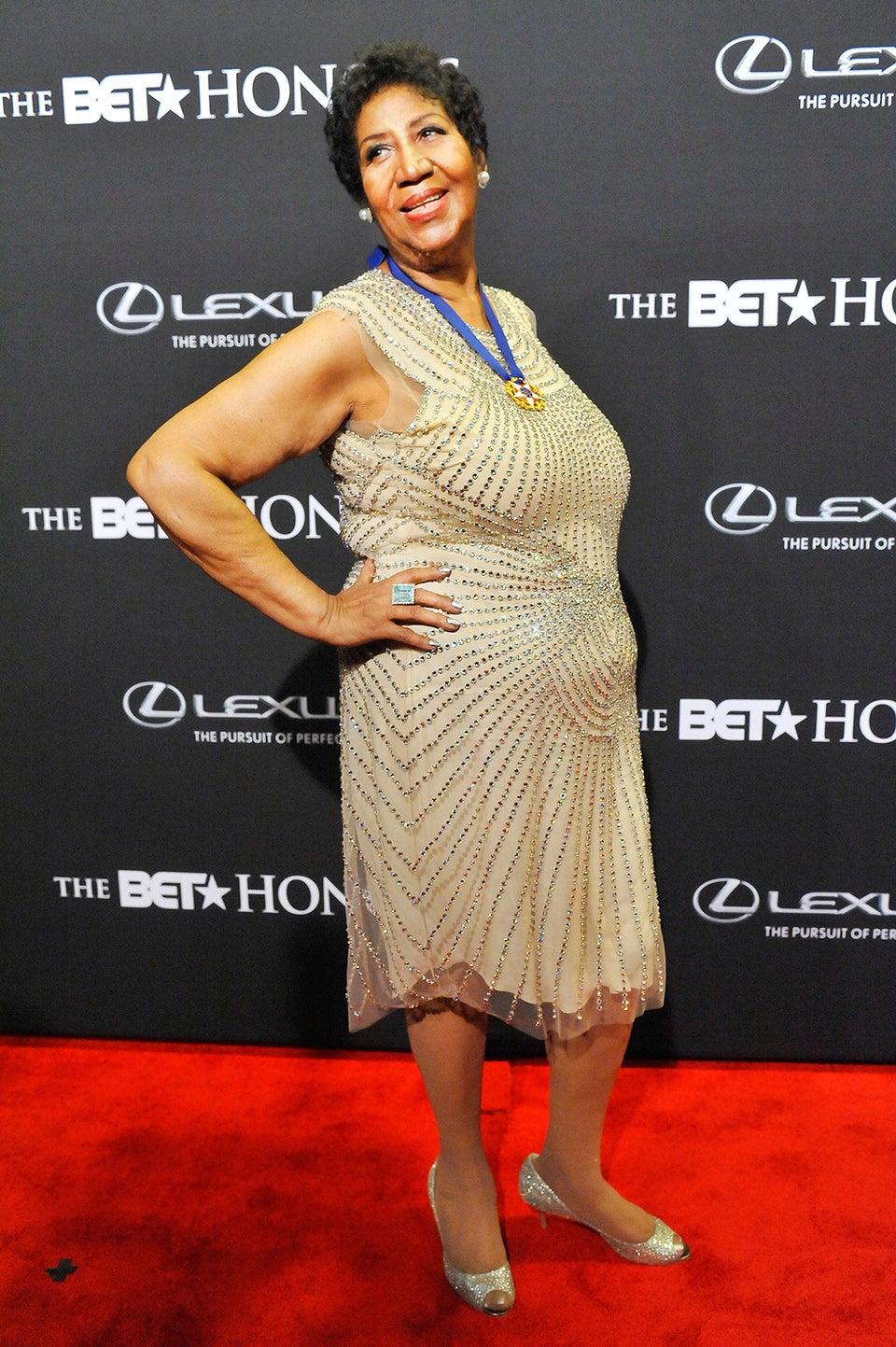Aretha Franklin In Talks For Lifetime Biopic