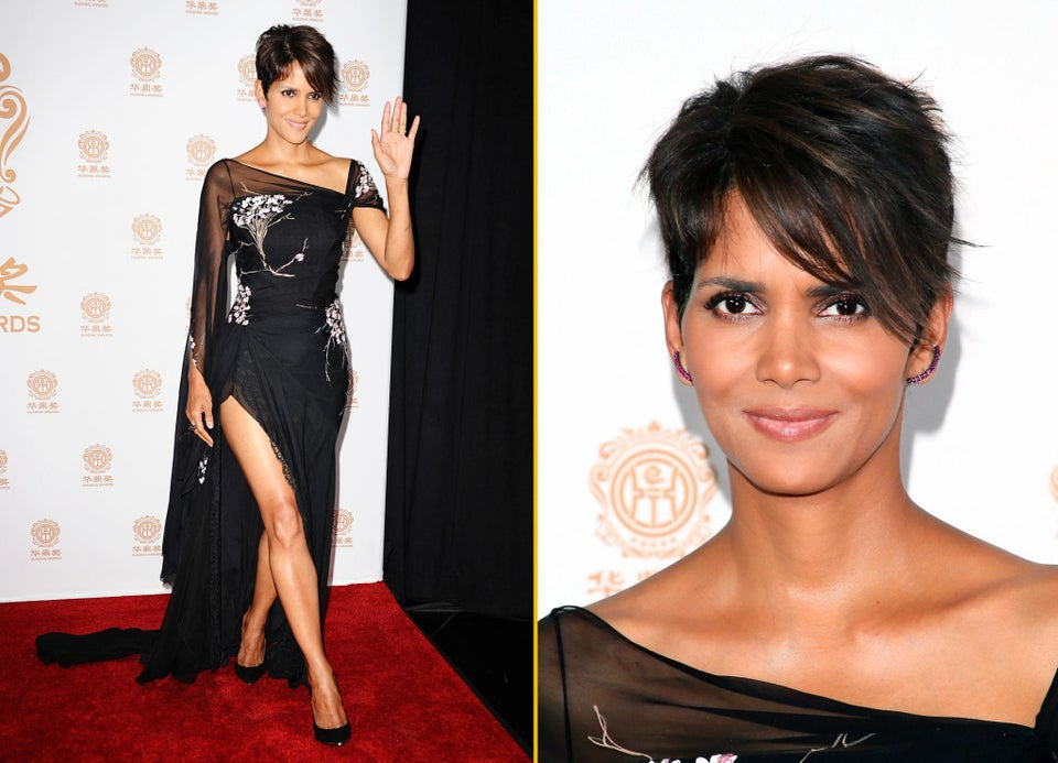 Coffee Talk: Halle Berry Named 'Best Global Icon' at Chinese Oscars