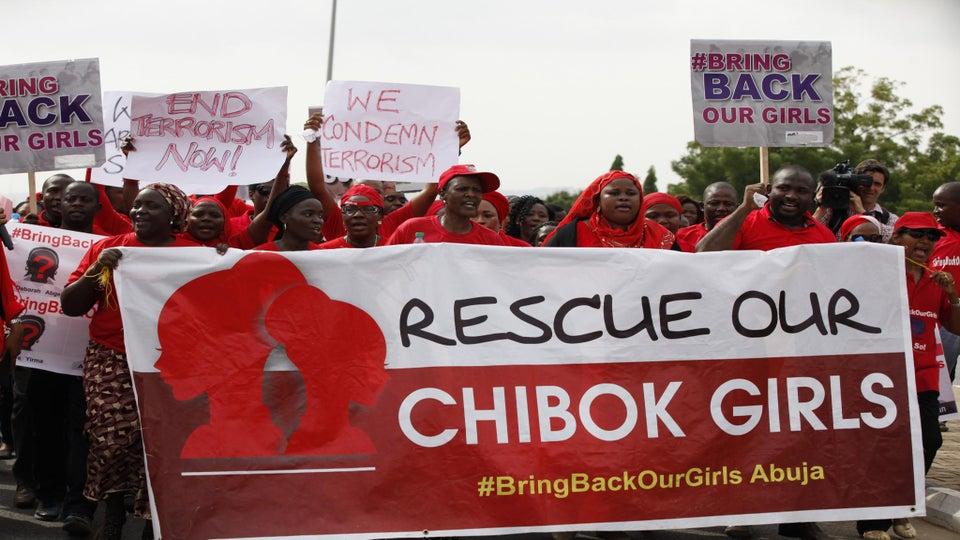 Nigeria Bans Protests For Missing Schoolgirls