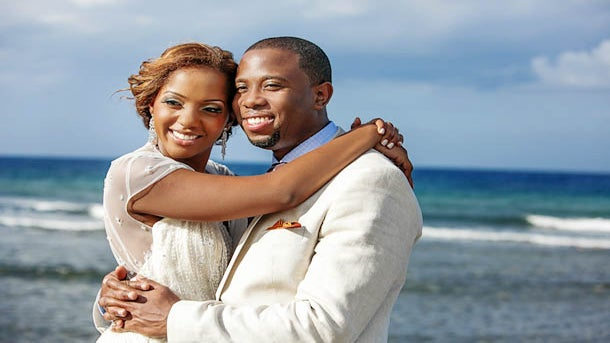 Bridal Bliss: Roshal and Zwade's Jamaica Wedding