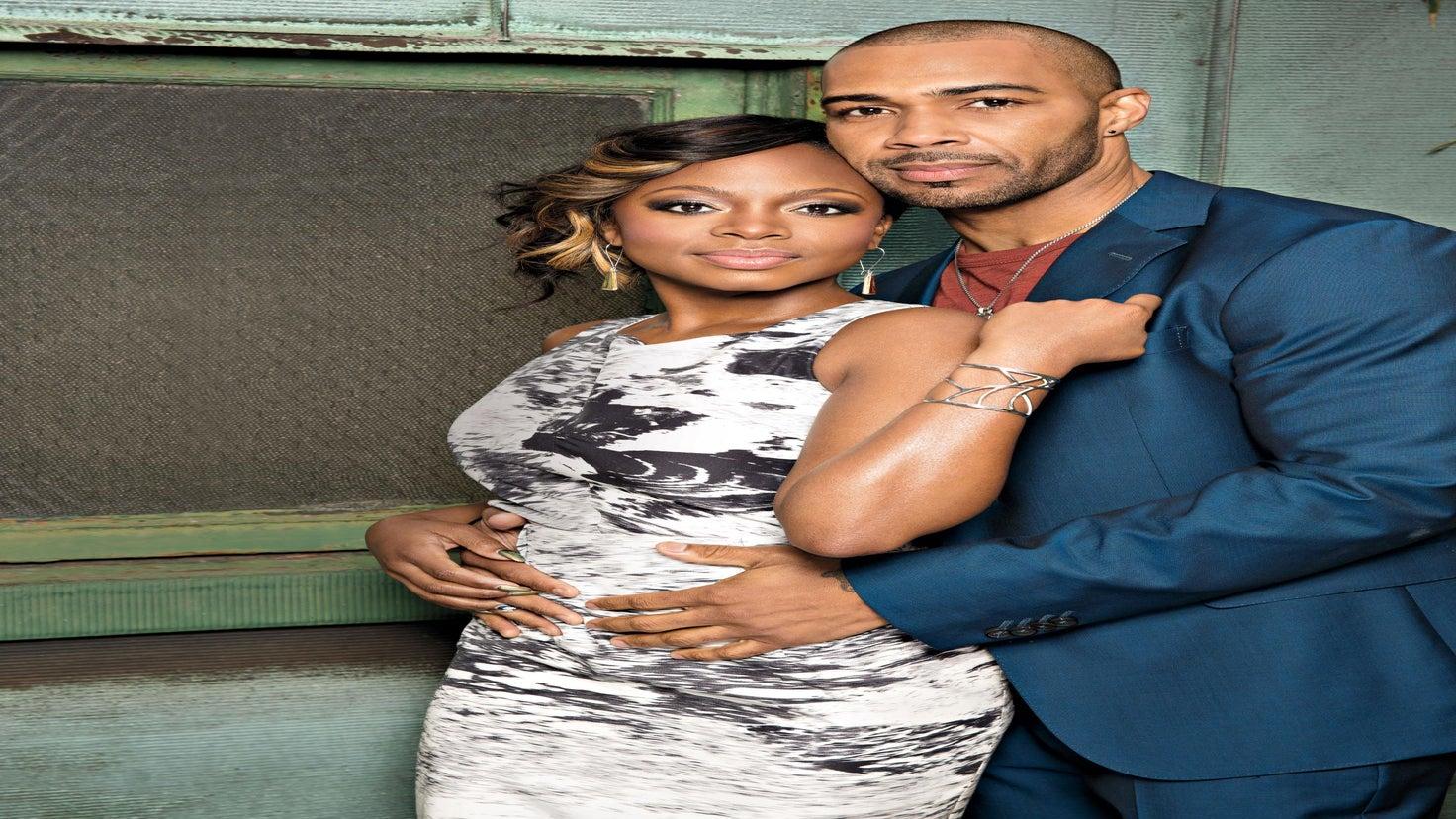 'Power' Couple: Omari Hardwick and Naturi Naughton