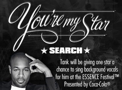 """Exclusive: Preview The Title Track From Tank's Forthcoming Album """"Stronger"""""""