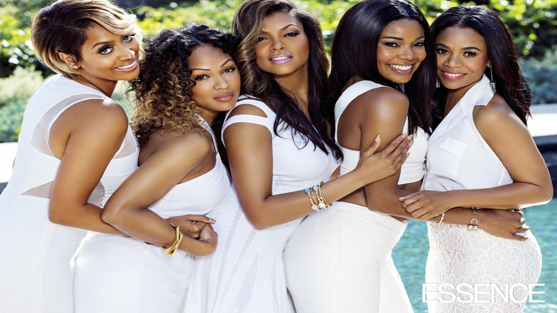 VIDEO: The Ladies of 'Think Like a Man Too' Share Hair Advice