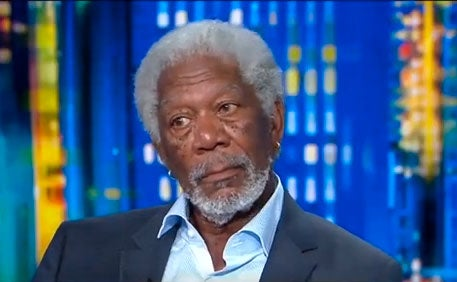 Morgan Freeman Says Race Doesn't Affect Income. Do You Agree?