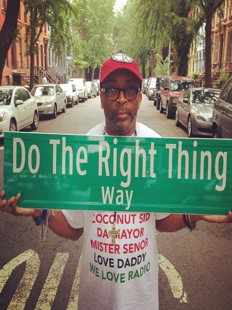 Brooklyn Street Could Be Renamed 'Do the Right Thing Way' in Honor of Spike Lee Film