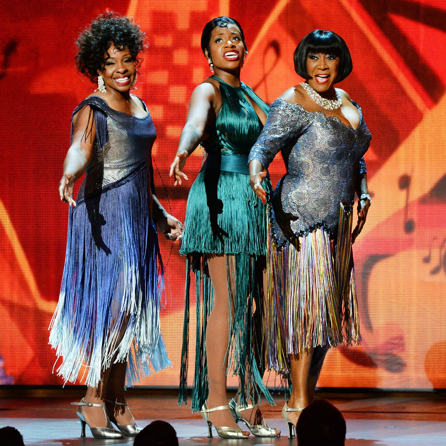 Must-See: Watch Fantasia, Patti LaBelle and Gladys Knight's Tony Awards Performance