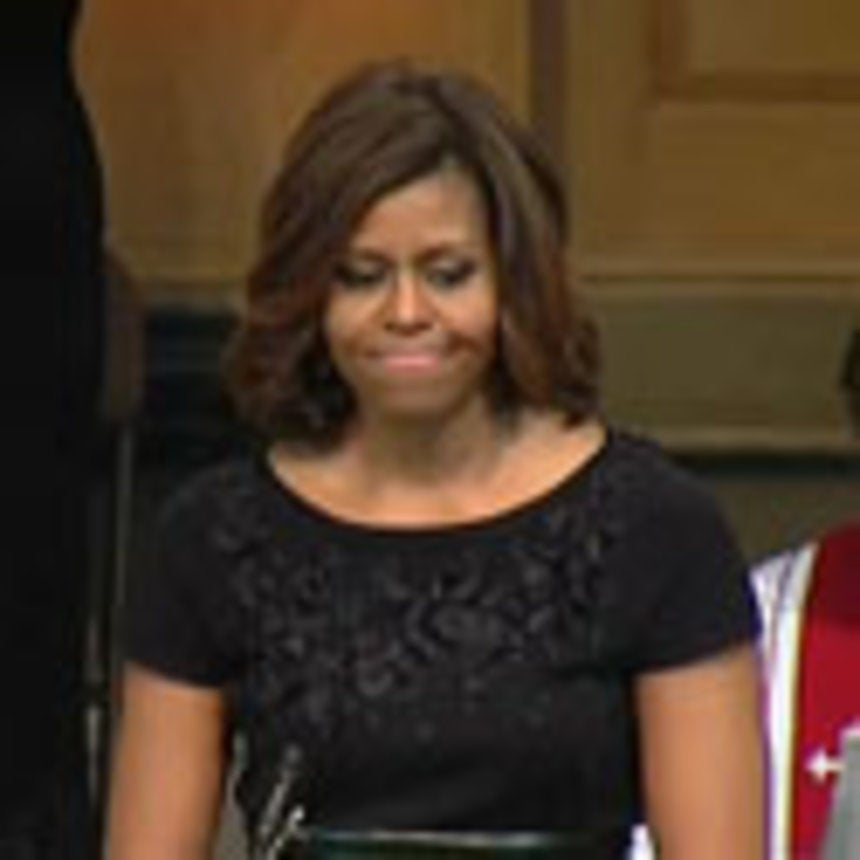 Must-See: Watch First Lady Michelle Obama's Speech at Dr. Maya Angelou's Memorial