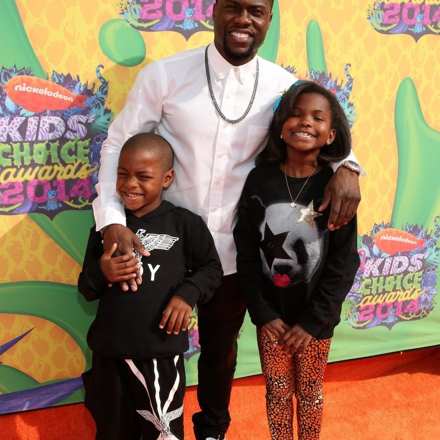 Happy Father's Day: Famous Dads We Love
