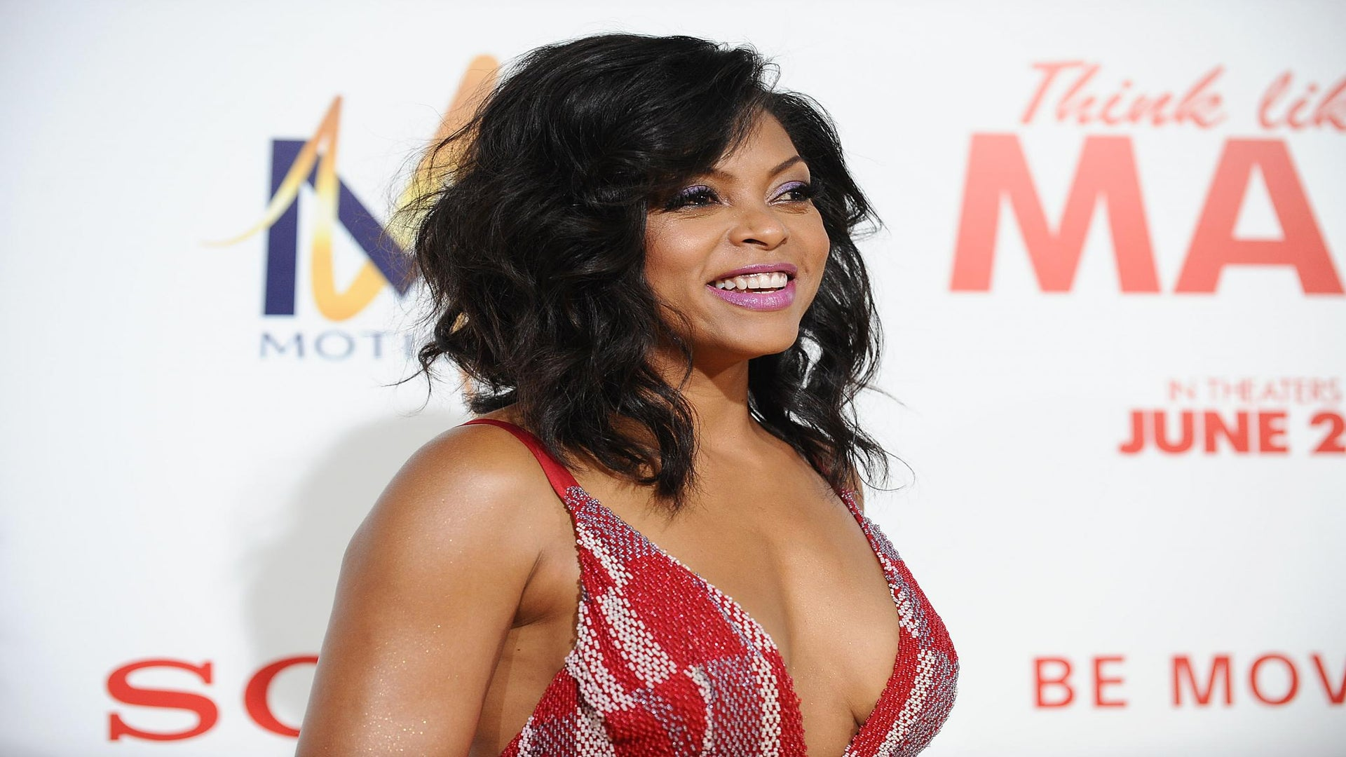Get The Look: Taraji P. Henson at The 'Think Like A Man Too' Premiere