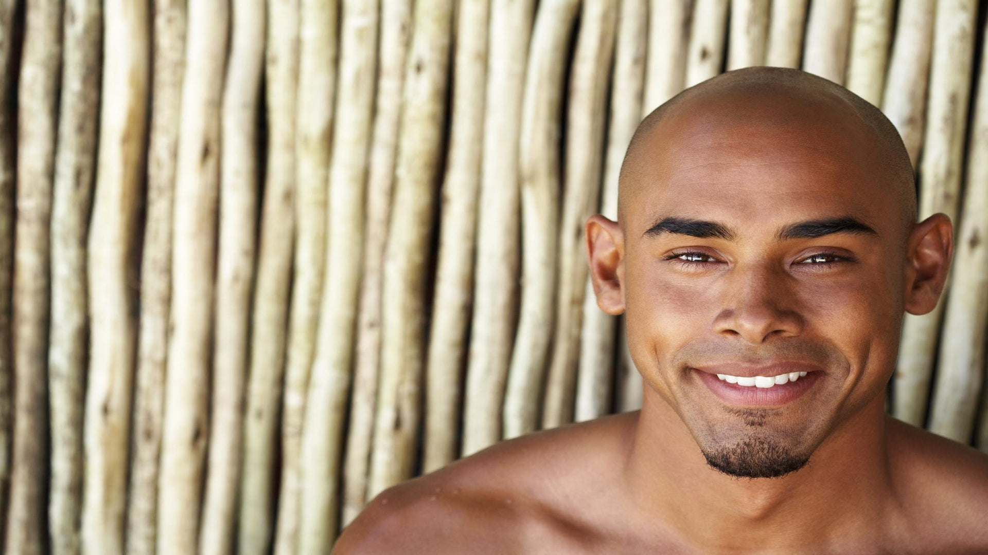 Super Natural: Afrobella Pens A Letter to Guys: Bald Is Natural, Too