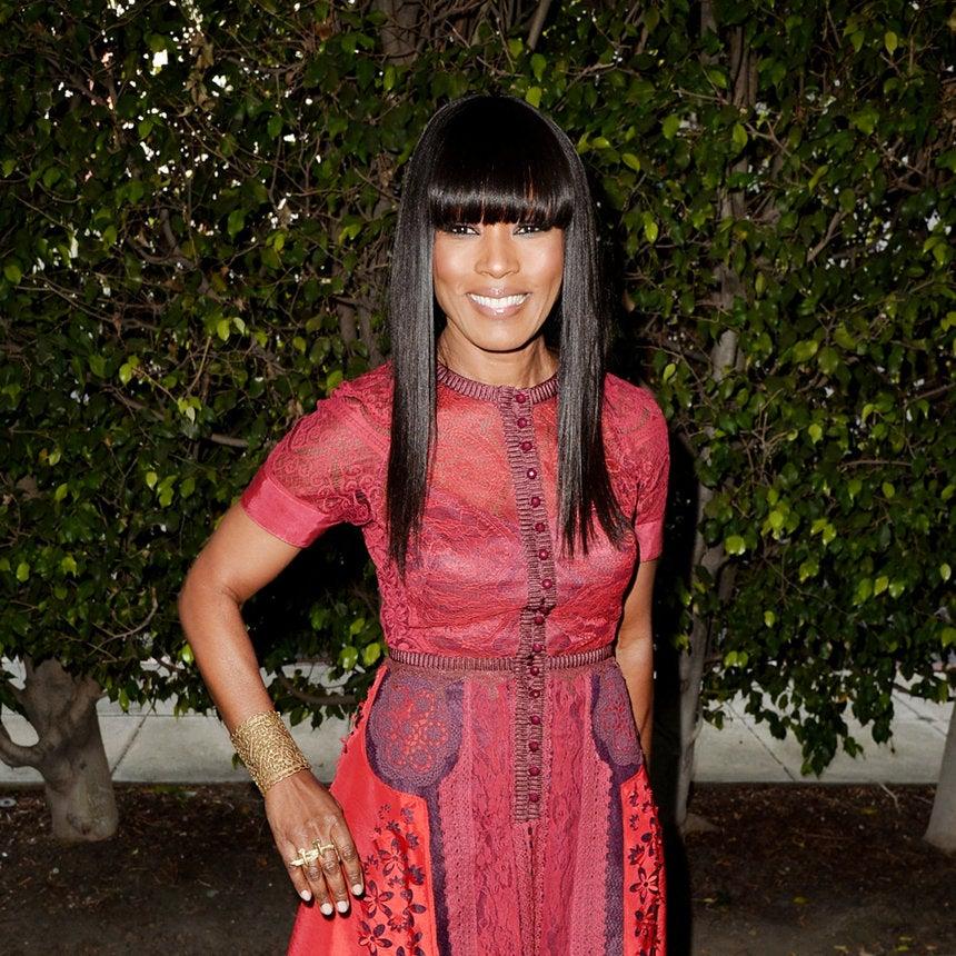 Angela Bassett: Whitney Houston Biopic Will Be 'Respectful and Honest'