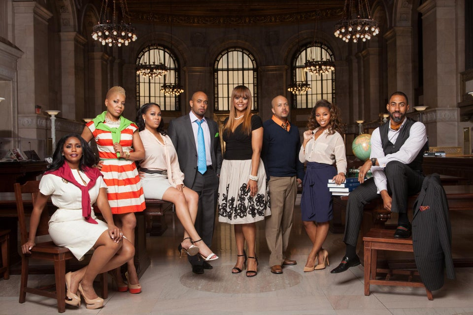 New Reality Series on 'Black American Princesses' Comes to Lifetime
