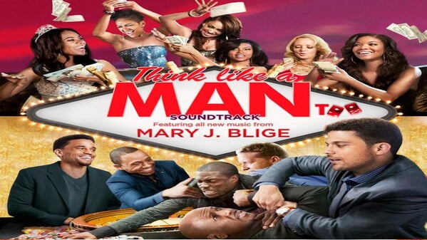 """Mary J. Blige Shines Bright on """"Think Like A Man Too"""" Soundtrack"""