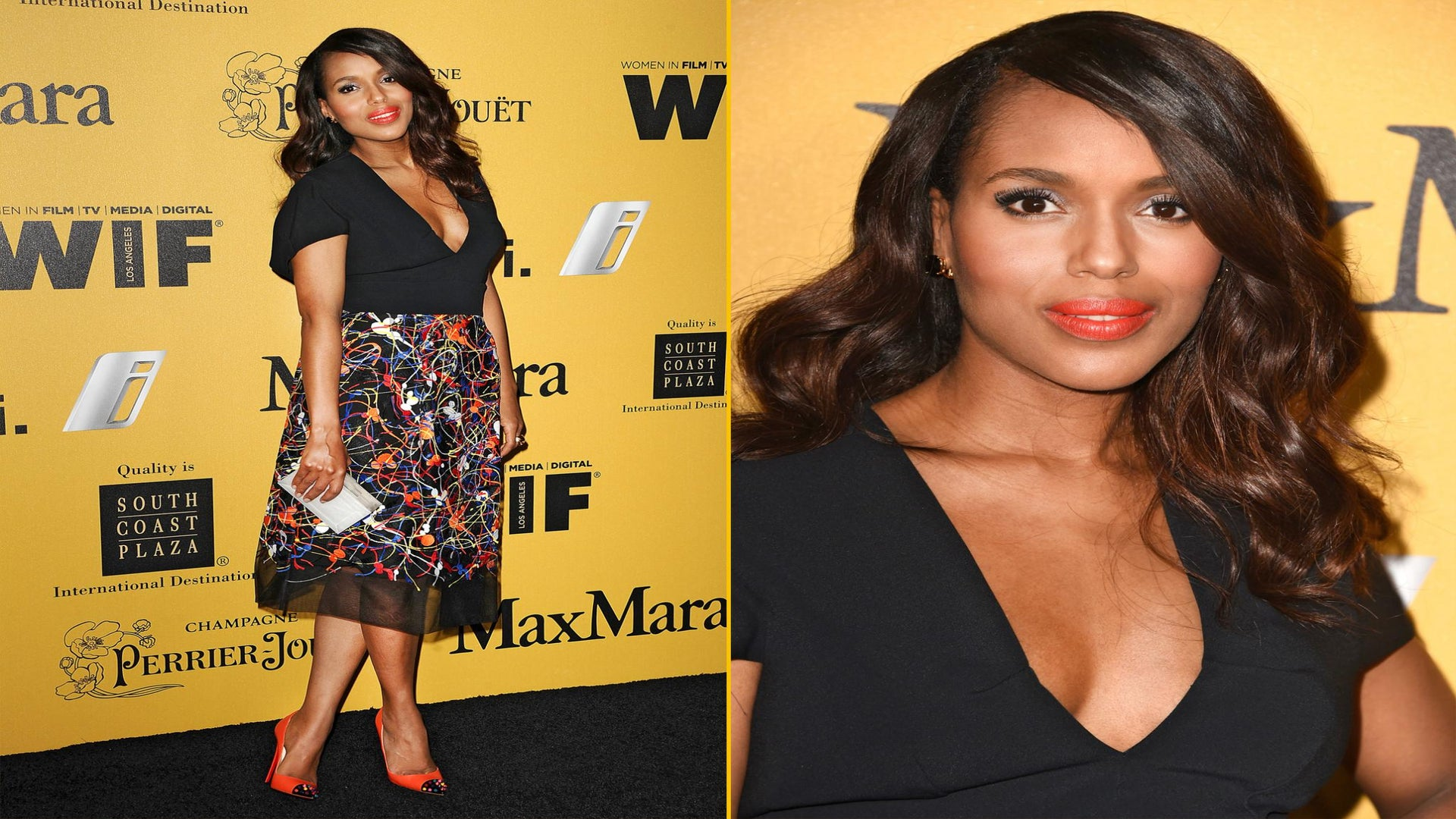 Kerry Washington Partners With The Limited for 'Scandal' Collection