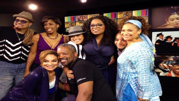 Must-See: The Cast of 'A Different World' Reunites