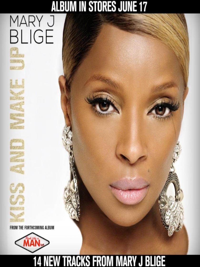 Exclusive: Listen to Mary J. Blige's New Song from 'Think Like a Man Too' Soundtrack