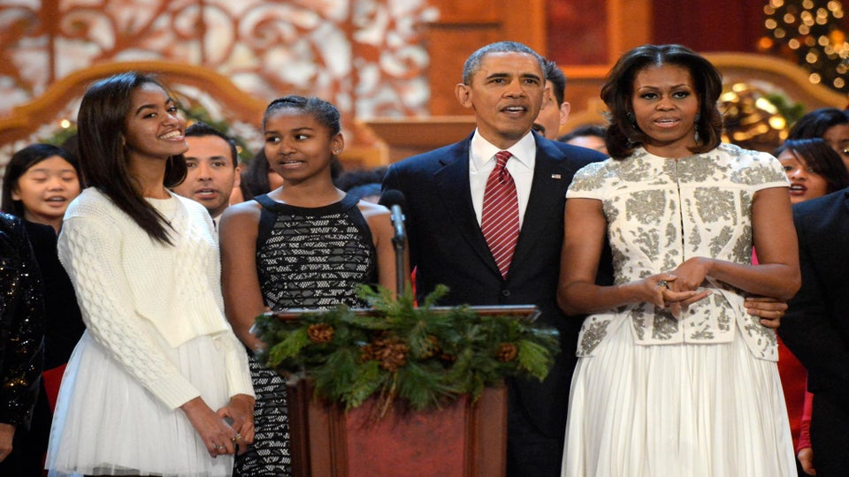 Watch: Obama Says Fatherhood Begins With Courage