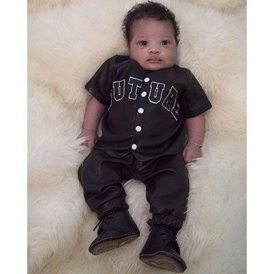 Meet Ciara's New Son, Baby Future