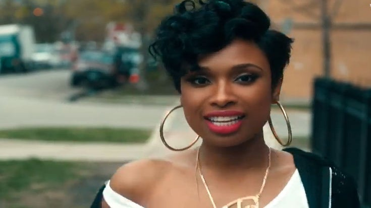 Must-See: Jennifer Hudson Gives Lots of 'Tude in 'Walk It Out' Video