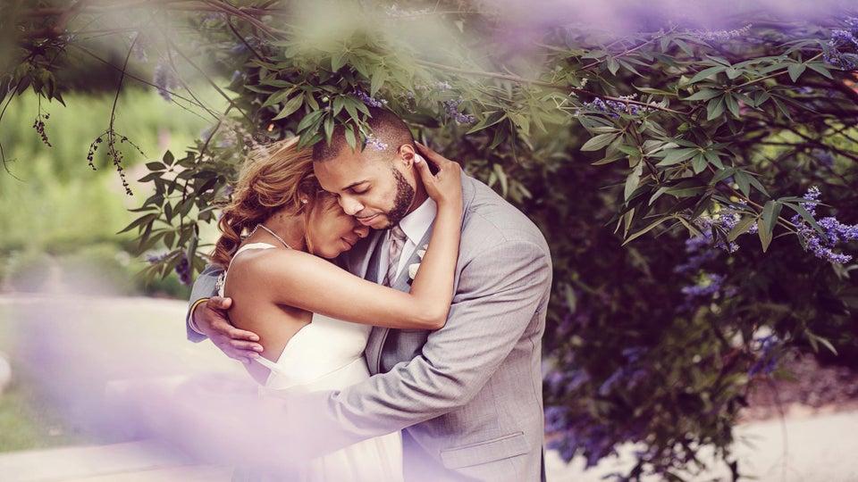 Bridal Bliss: Keiwana and Kyle's Atlanta Estate Wedding