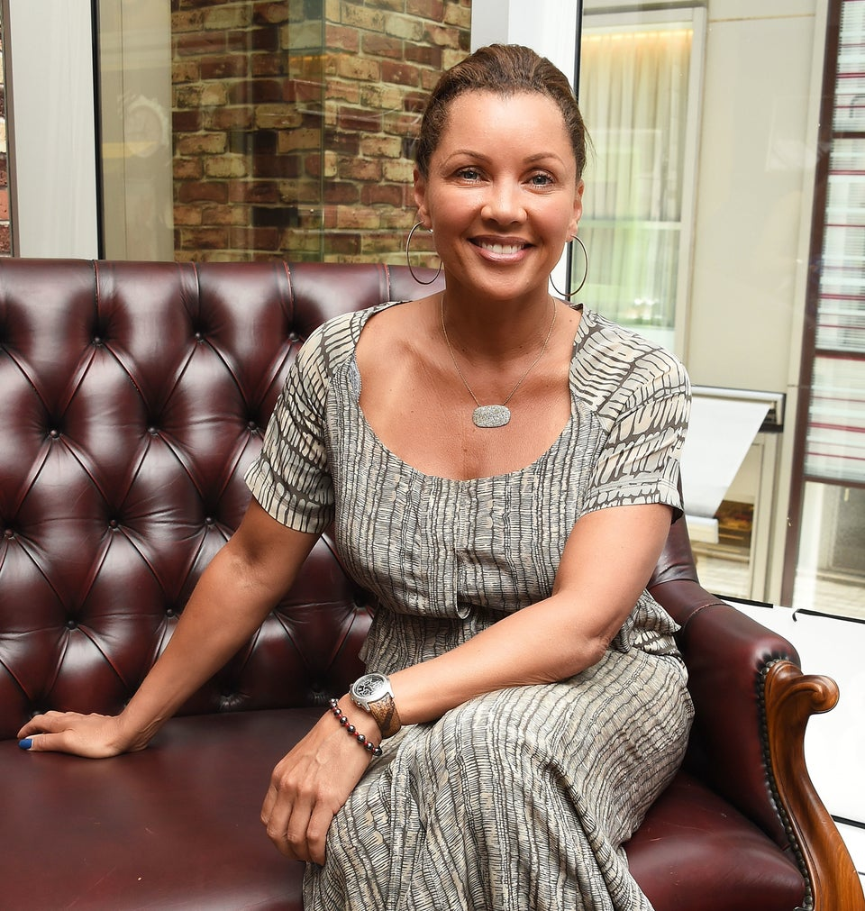 Vanessa Williams Opens Up About Being Molested As a Child