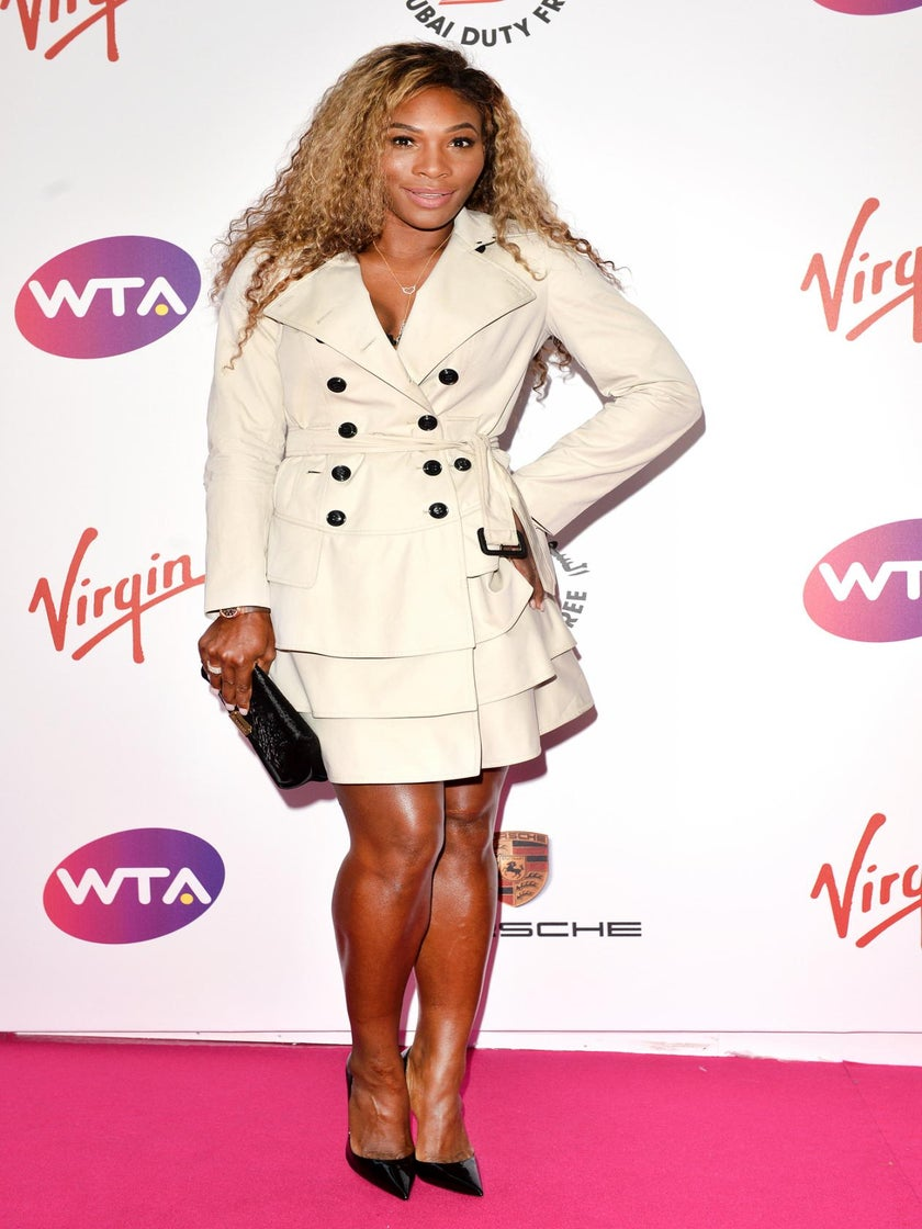Serena Williams Withdraws From Wimbleton Match Due to Viral Illness