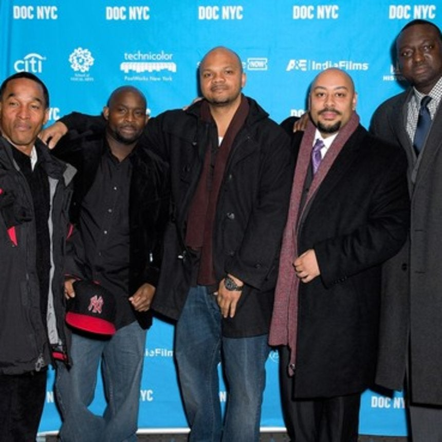Central Park Five Will Settle for $40 Million