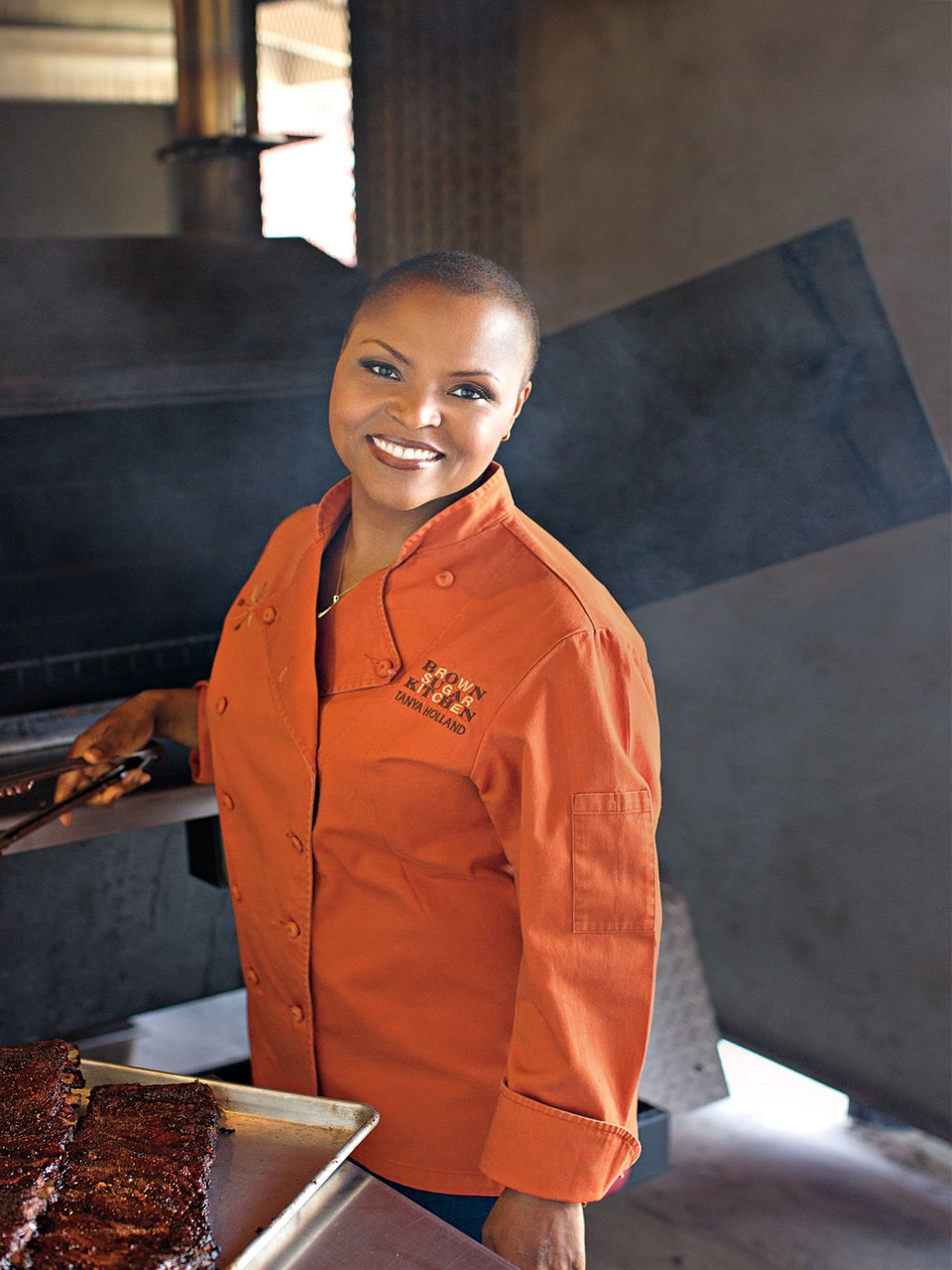 BBQ Queen Tanya Holland's Recipe for Jerk Baby Back Ribs