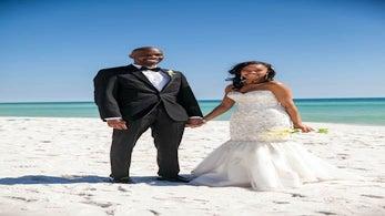 Bridal Bliss: Jasmine and Mark's Florida Wedding