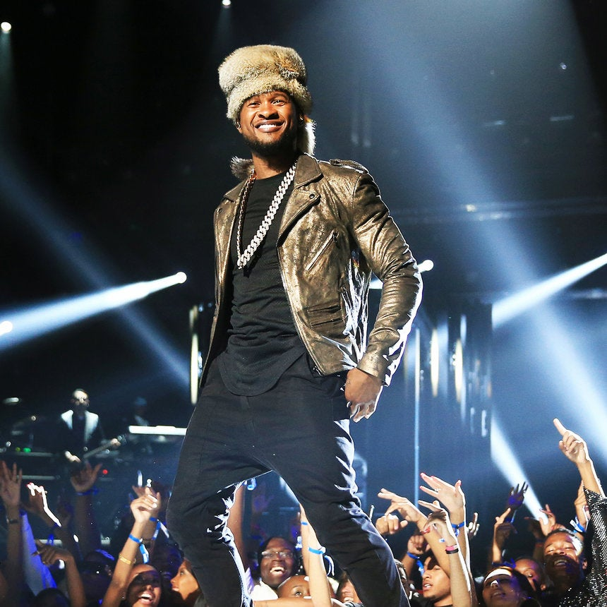Coffee Talk: Usher to Perform New Music at 2014 MTV Music Awards