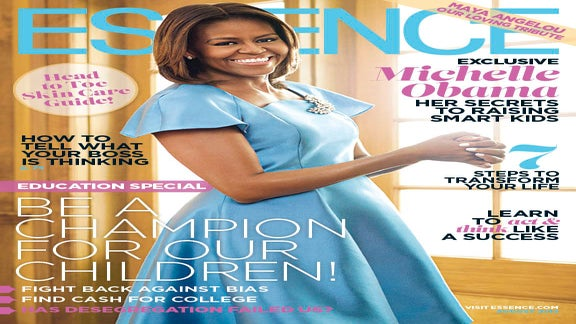 First Lady Michelle Obama Graces the Cover of ESSENCE's August Issue