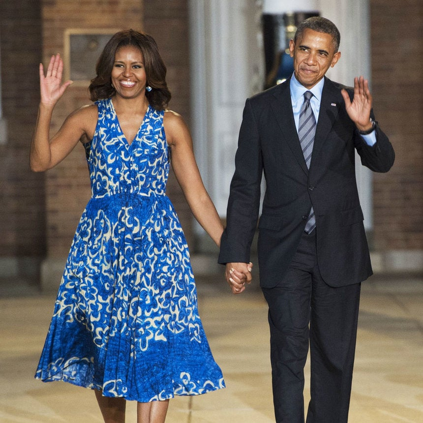 Michelle Obama Dishes on President's Domestic Skills: 'He's Not a Bad Cook'