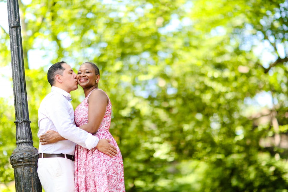 Just Engaged: ESSENCE Editor-in-Chief Vanessa K. Bush's Engagement Story