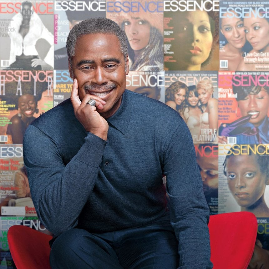 Book Excerpt: 'The Man From ESSENCE'