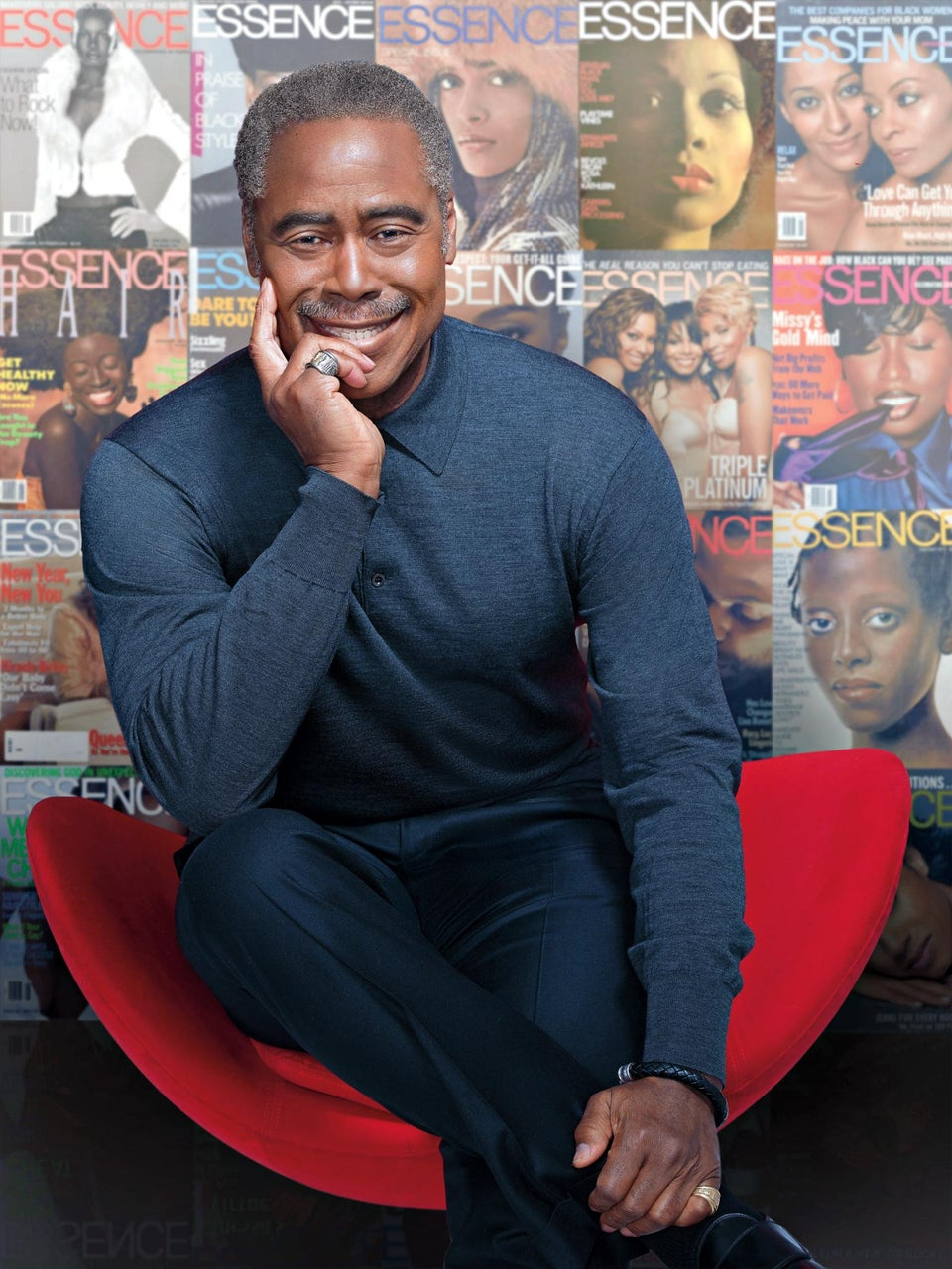 Book Excerpt: 'The Man From ESSENCE' - Essence