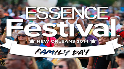 Family Day Is the Only Way to Kick Off the 2014 ESSENCE Festival