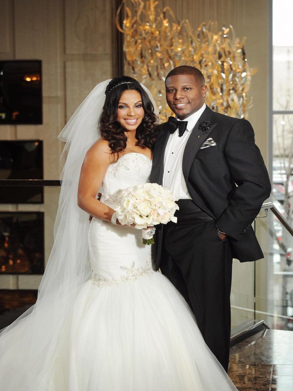 Bridal Bliss: Nadia and Taquari's New Orleans Wedding